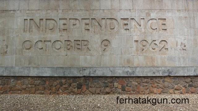 Unabhängigkeit Ugandas