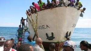 Ankunft in Songea