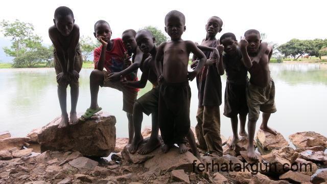 Kinder aus Bugarama