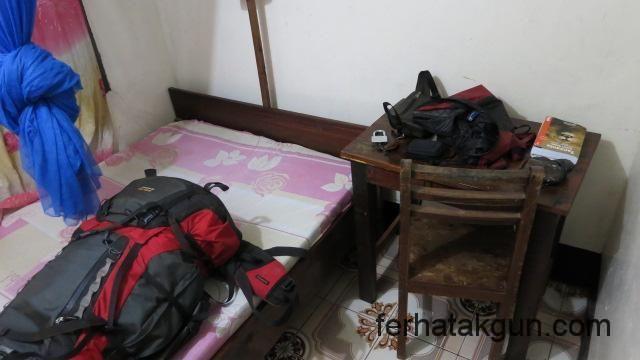 Mein Zimmer im Furaha Guest House