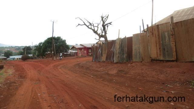 Rundgang in Songea