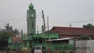 Bukoba, Tansania, Tanzania, Afrika, Africa, Moschee, Mosque, Green
