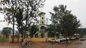 Bukoba, Tansania, Tanzania, Afrika, Africa, Clock, Tower, Turm, Uhr