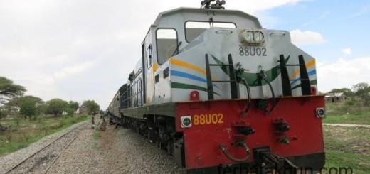 Tansania, Tanzania, Afrika, Africa, Dar, Tabora, Mwanza, Zug, Train, Tanzania Railways,