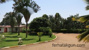 Entebbe, Uganda, Afrika, Africa, Backpackers, Hostel