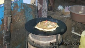 Rolex, Uganda, Afrika, Africa, street food, chapati
