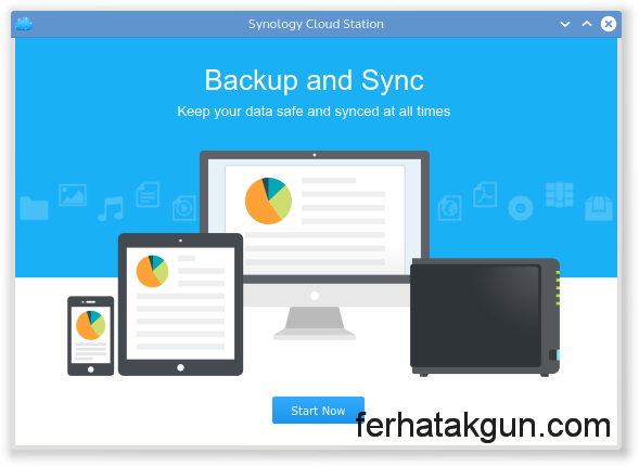 Synology NAS: Set up your own Cloud and replace Google