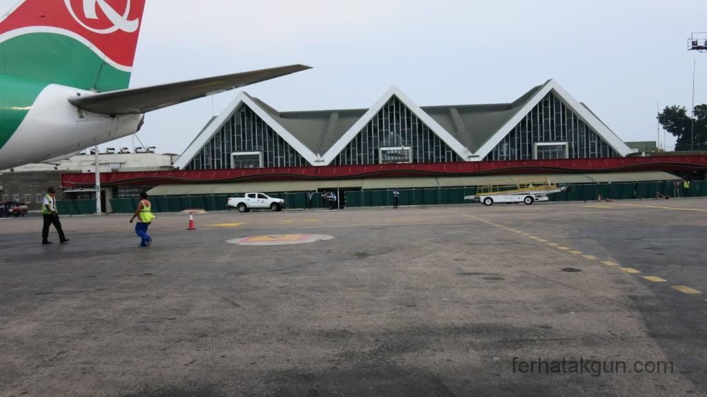 Landung Ivato Airport