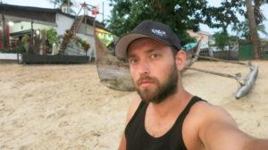nosy-be-strand-selfie