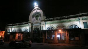 Antananarivo - Bahnhof