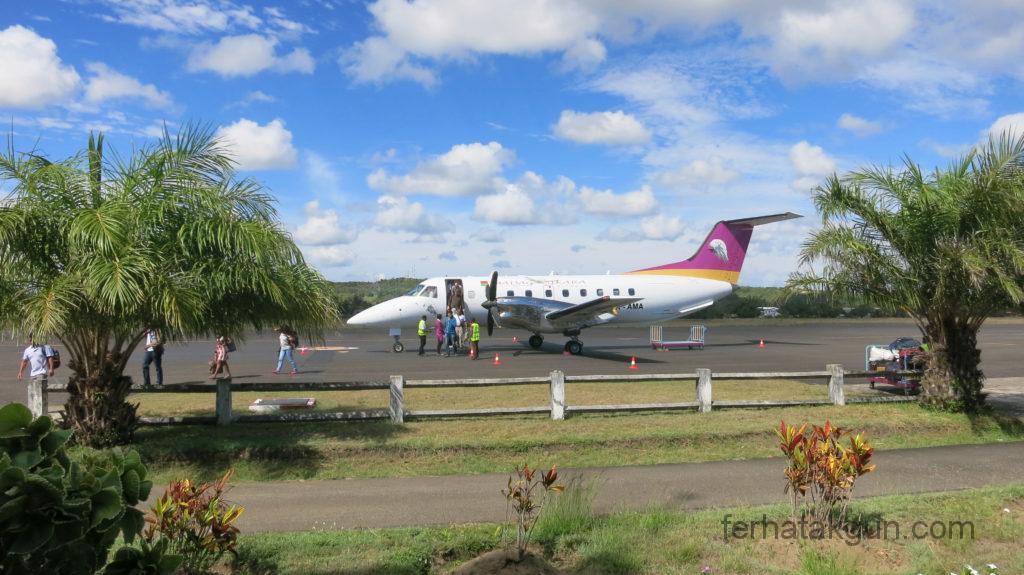Sambava - Air Madagasikara