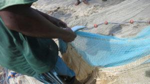 Toamasina - Fischer fischen 4