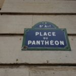 Place du Pantheon