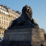 lion paris art