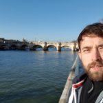 pont neuf selfie