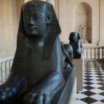 louvre egypt history