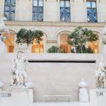 louvre sculptures