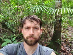 Selfie im Urwald