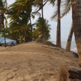 Plage village amérindien kourou
