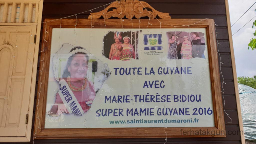 Madame Bidiou Super Mamie 2016