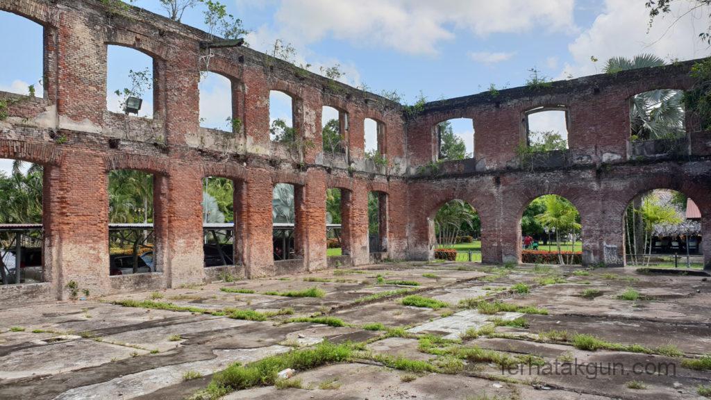 Paramaribo Unbekanntes Gebäude