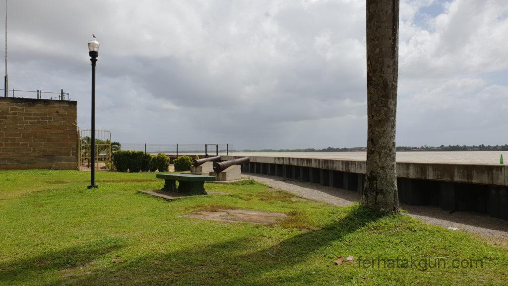 Paramaribo Fort Zeelandia