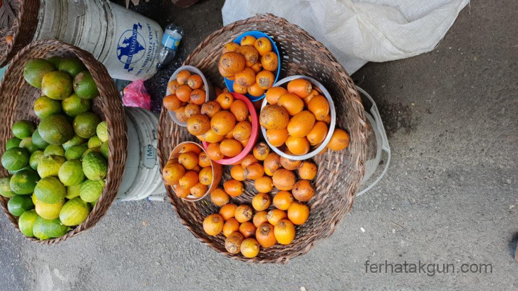 Paramaribo zentraler Markt Awarra