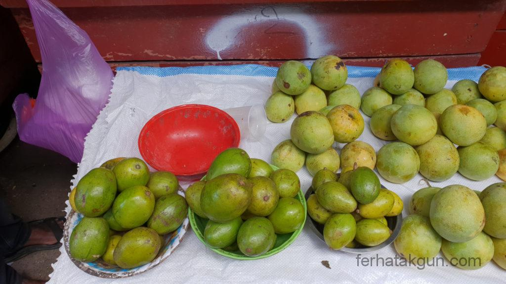 Paramaribo zentraler Markt Pomeriter