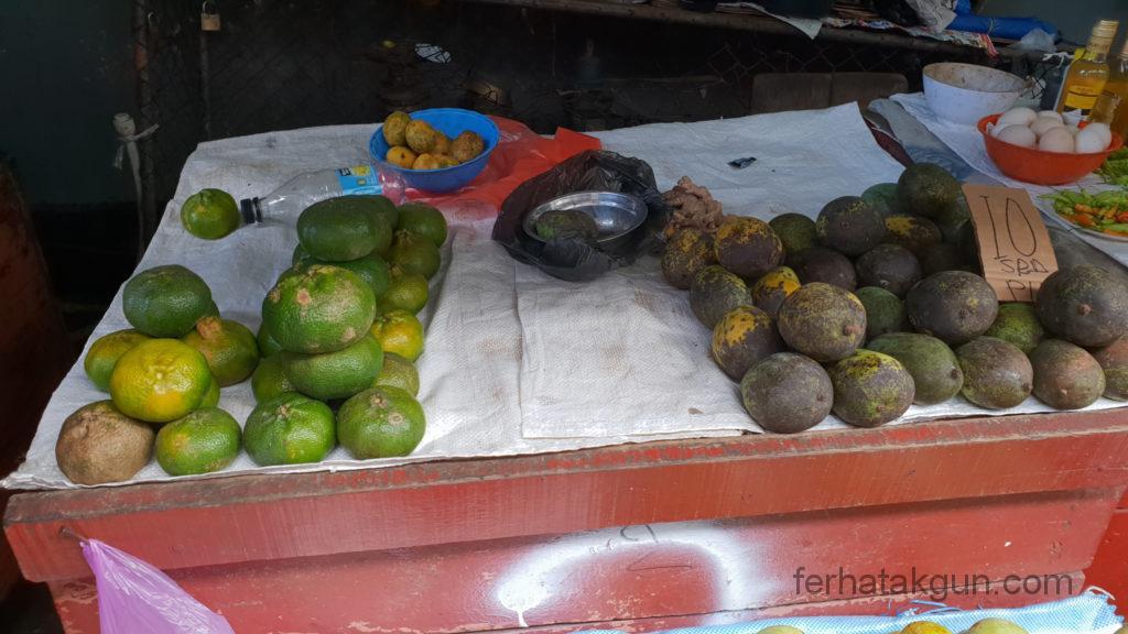 Paramaribo zentraler Markt