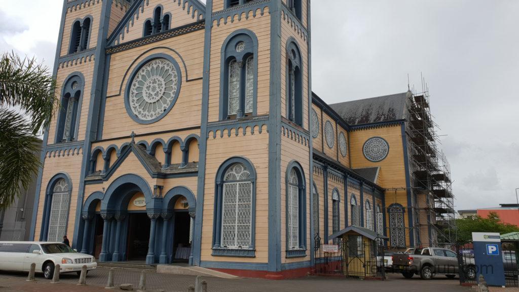 Paramaribo Kirche