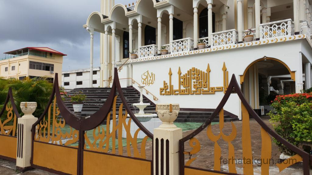 Paramaribo Moschee Keizerstraat