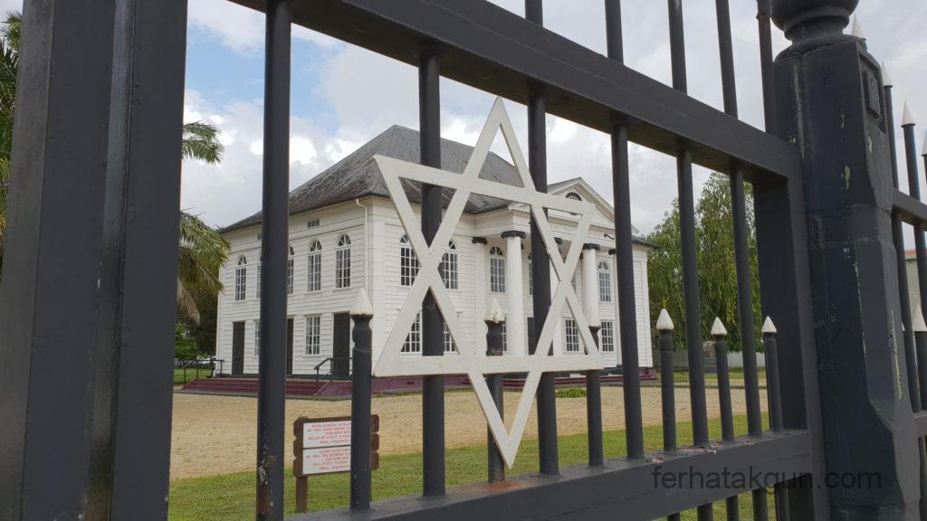 Paramaribo Synagoge Keizerstraat
