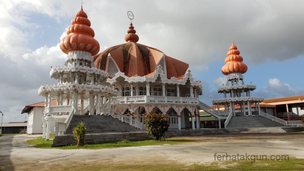 Paramaribo Hindu Tempel