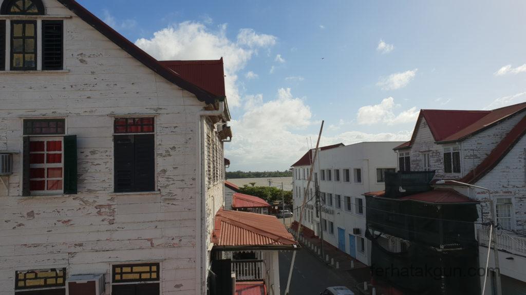 Paramaribo Altstadt