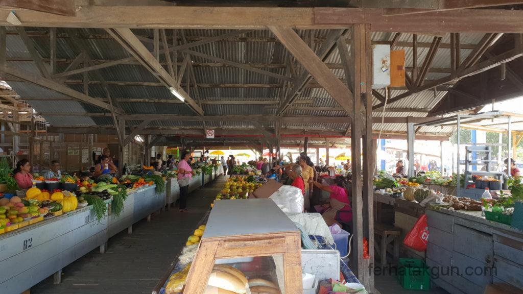 Nieuw-Nickerie - Der Markt