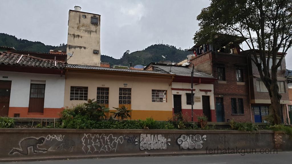 Bogota - Straßen von Bogota