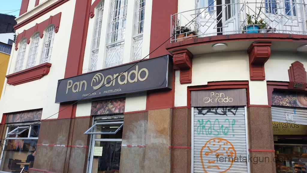 Bogota - Secret Pan Dorado Panaderia Pasteleria