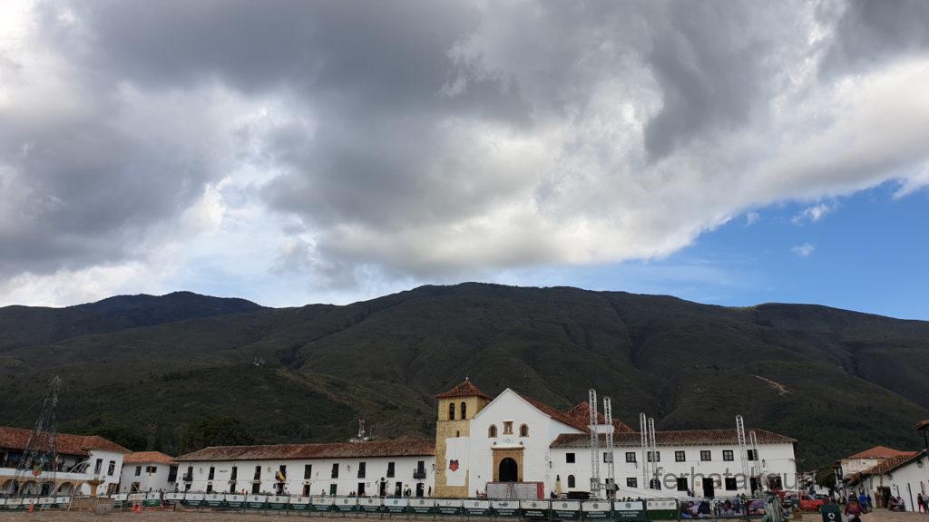 Villa de Leyva - Plaza