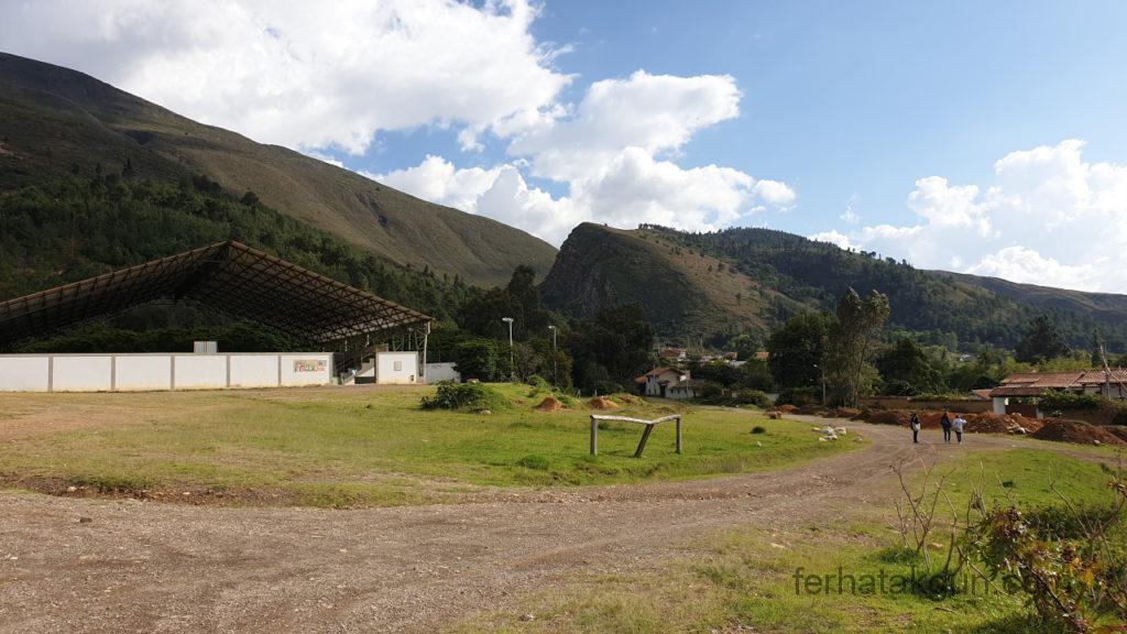 Villa de Leyva - Landschaft