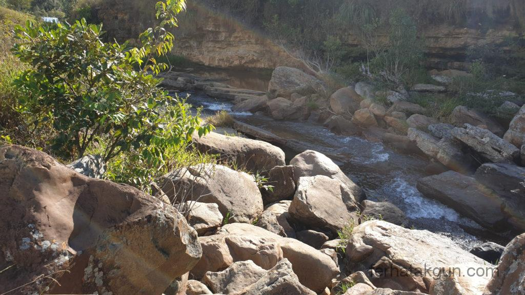 El Balneario Pozo Azul - Gewässer