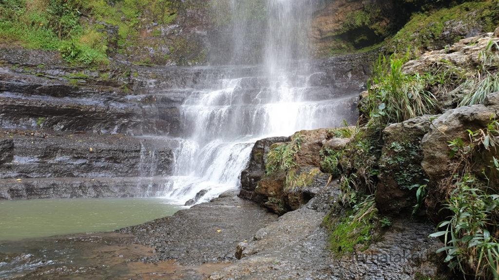 Cascada de Juan Curi - Wasserfall