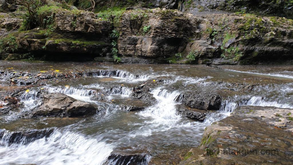 Cascada de Juan Curi - Wasser