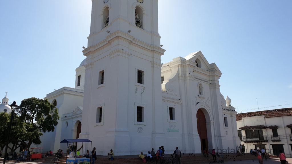 Santa Marta - Kirche