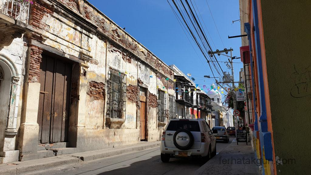 Santa Marta - Straße