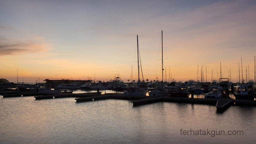 Santa Marta - Hafen