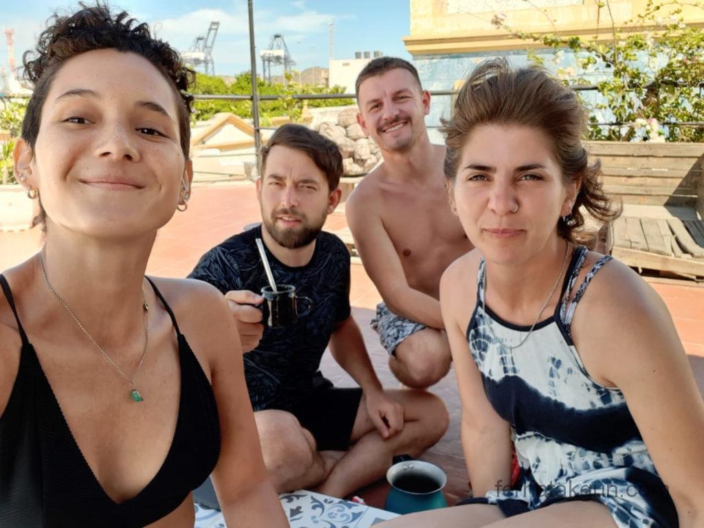 Santa Marta - Mate Session