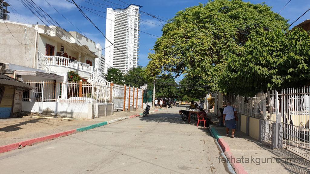 Cartagena - Unterkunft in Torices
