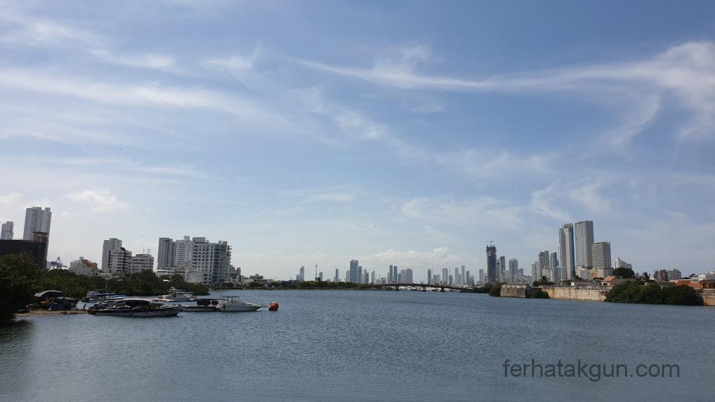 Cartagena - Meer