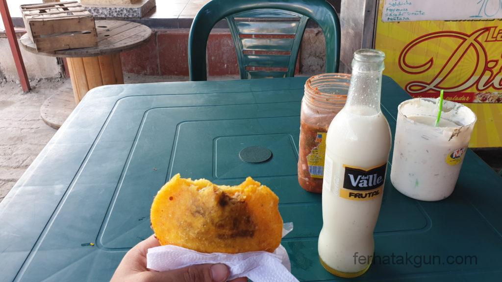 Cartagena - Besten Empanadas in Torices