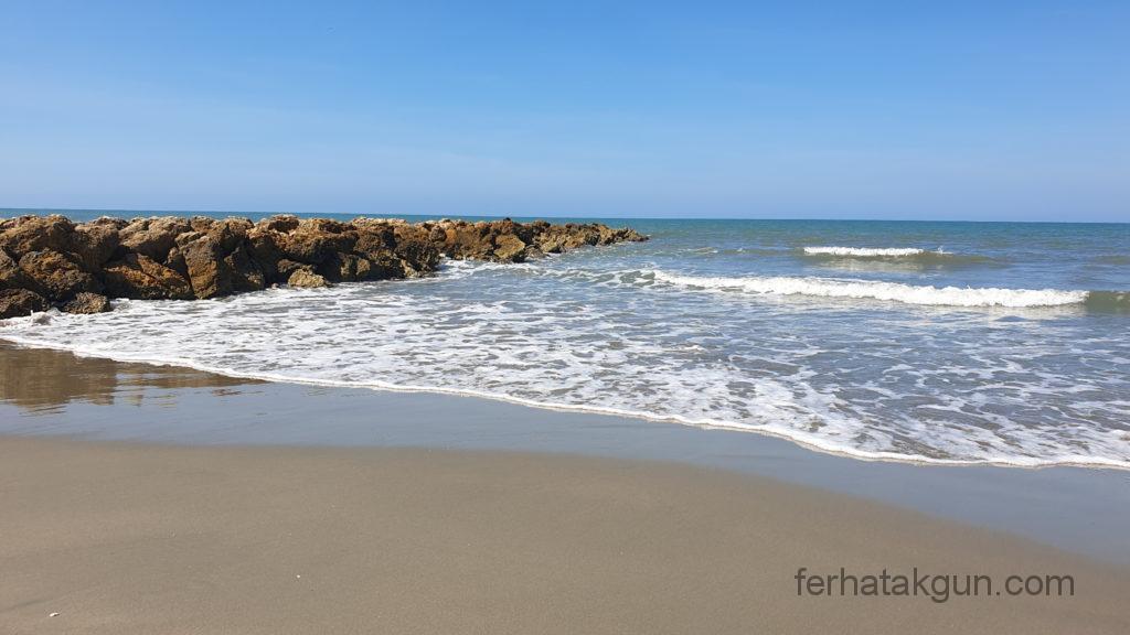 Cartagena - Strand Nähe Torices